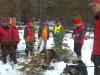 Lokakuun 24. päivä 2010, oli jo lumi maassa